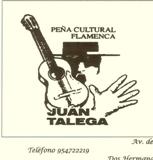 Logo de la peña Juan Talega